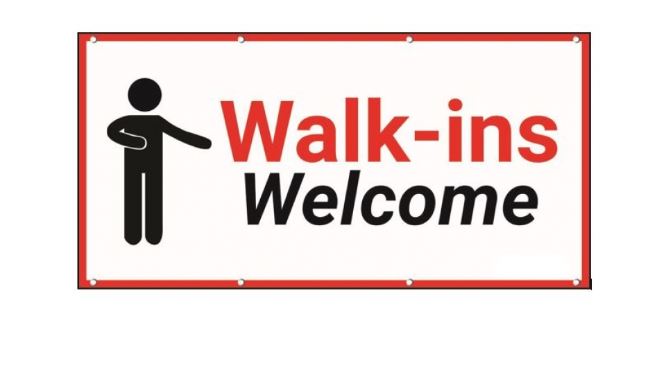 Financial Aid Counseling Walk-In Appointments: Via Zoom!